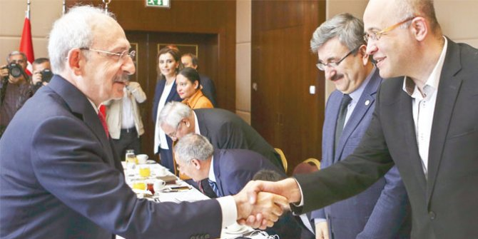 Kılıçdaroğlu temkinli yaklaştı...