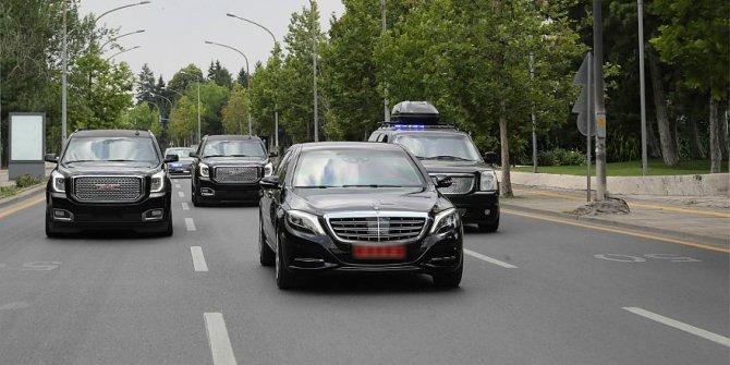 El-Haşimi'nin şoförü de İBB'den karşılanmış!