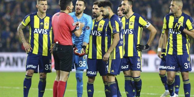 Fenerbahçe'de 'kart' tehlikesi