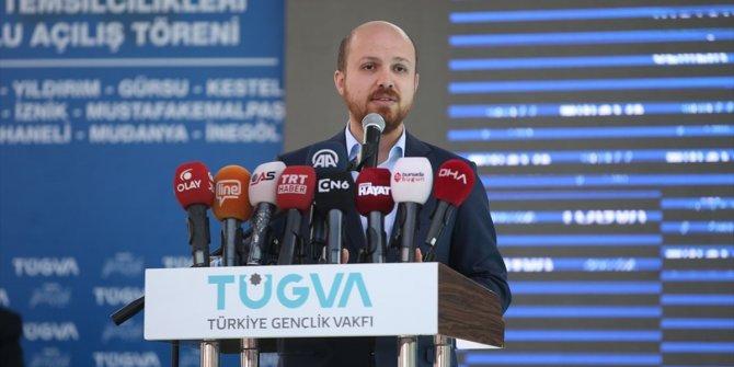 Bilal Erdoğan'ın vakfı Danıştay kararına uymadı