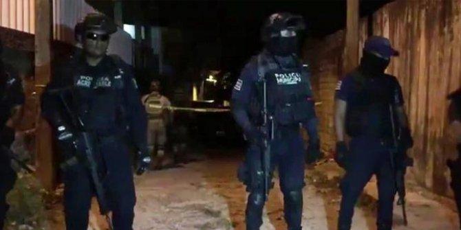 Meksika'da doğum günü kutlamasında dehşet: 13 ölü