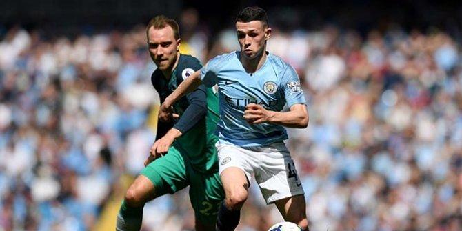 Manchester City'den şampiyonluk yolunda kritik galibiyet