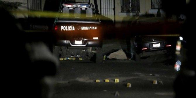 Meksika'da eğlence merkezine saldırı