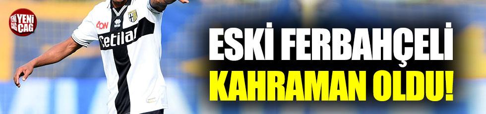 Eski Fenerbahçeli Bruno Alves kahraman oldu