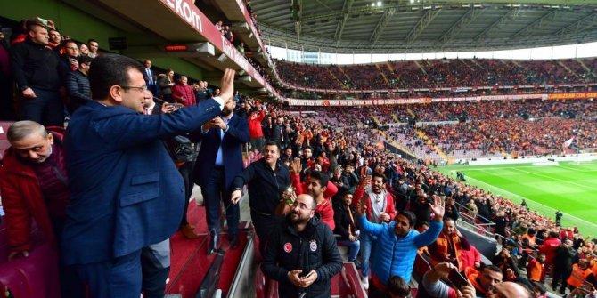 """Ekrem İmamoğlu: """"3 büyük kulübümüzü destekleyeceğiz"""""""