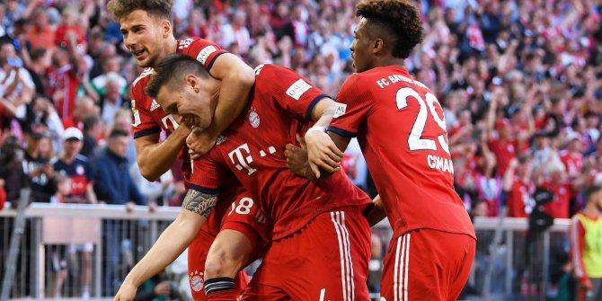 Bayern Münih şampiyonluğa yakın!