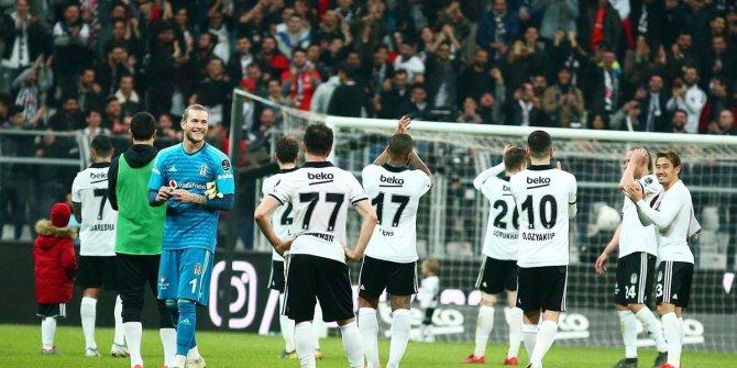 Beşiktaş'ın gelirlerinde yüzde 22.38'lik küçülme
