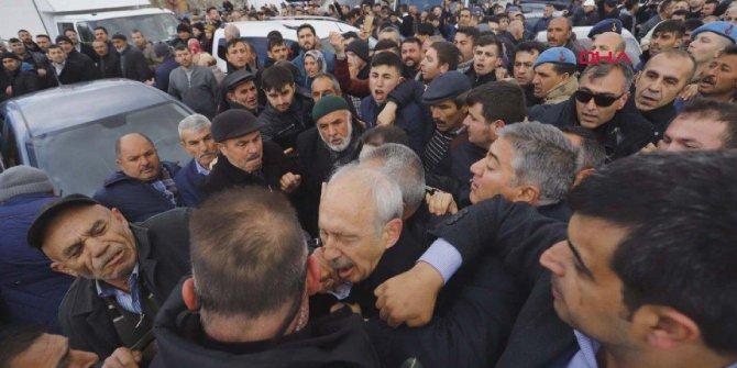 Saldırıya CHP'den ilk tepki