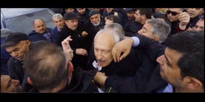 Kılıçdaroğlu'na saldırıya Davutoğlu'ndan tepki