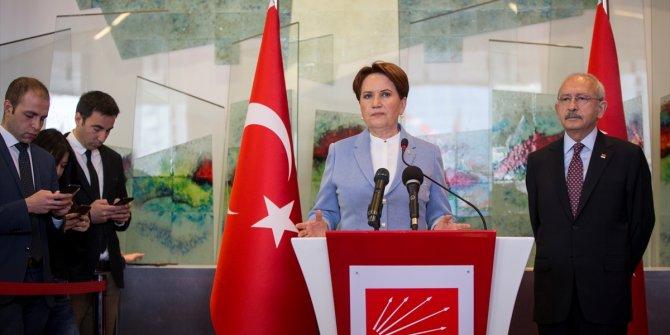 """Meral Akşener: """"Siyasilerin milleti germekten acilen vazgeçmeleri gerekiyor"""""""