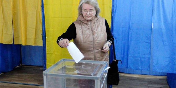 Ukrayna'da seçim sonucu belli oldu