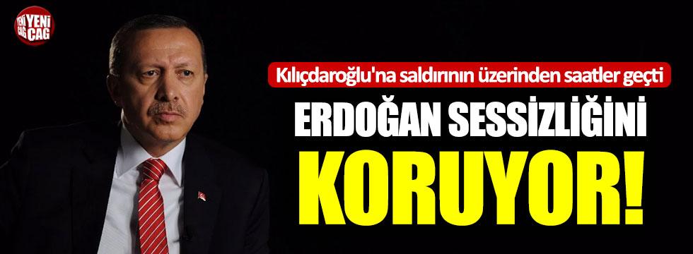Cumhurbaşkanı Erdoğan'dan Kılıçdaroğlu'na geçmiş olsun mesajı gelmedi