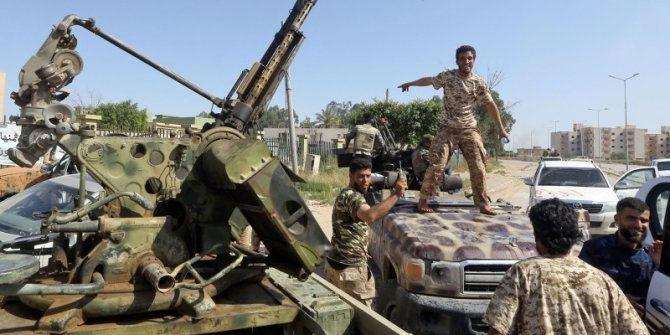 Libya'daki çatışmalarda bilanço ağırlaşıyor