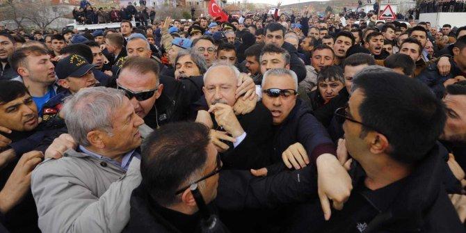 CHP'den Kılıçdaroğlu'na linç girişimine sert tepki