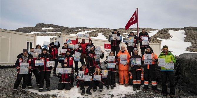 Türkiye ve Belarus'tan ortak Antarktika açılımı