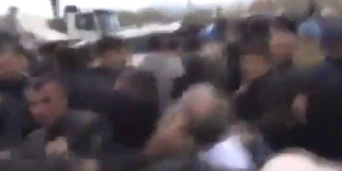 CHP Milletvekiline böyle saldırdılar!