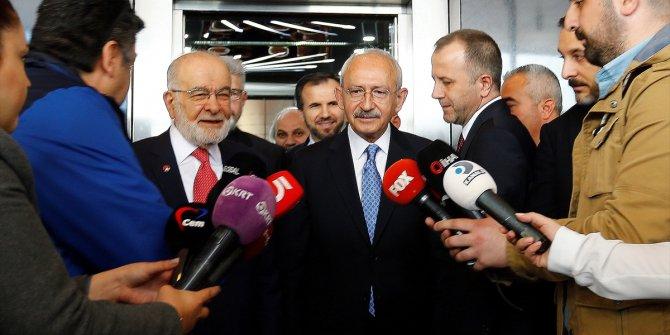 """Kılıçdaroğlu: """"21'inci yüzyıl Türkiye'sinde…"""""""