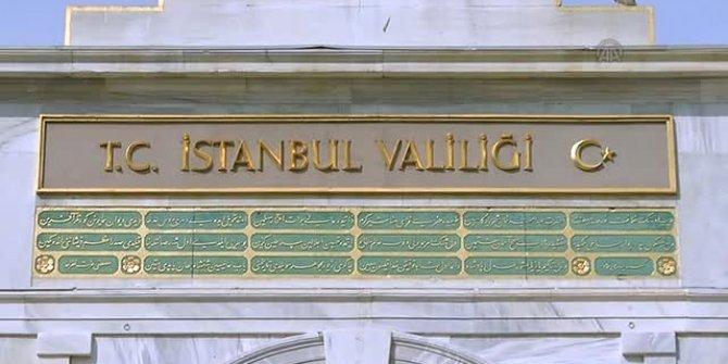 İstanbul Valisi Ali Yerlikaya'dan açıklama
