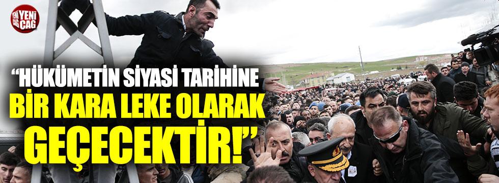"İYİ Partili Çıray: ""Hükümetin siyasi tarihine bir kara leke"""