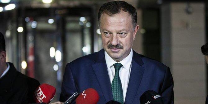 AKP'den YSK önünde açıklama