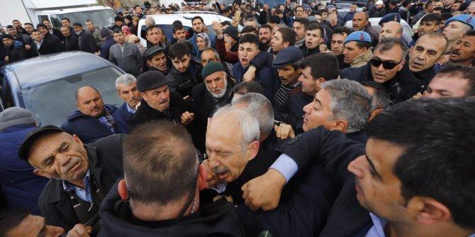 Kılıçdaroğlu'na linç girişimi Meclis gündeminde