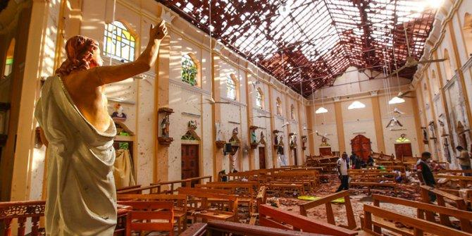 Sri Lanka saldırısını IŞİD üstlendi