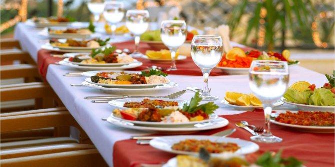 En ucuz iftar menüsü belli oldu