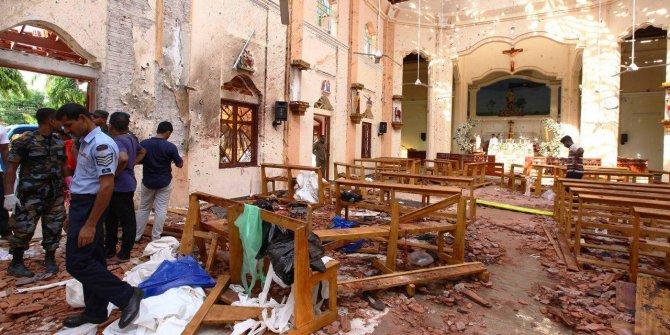 Sri Lanka'daki saldırıda hayatını kaybedenlerin sayısı artıyor