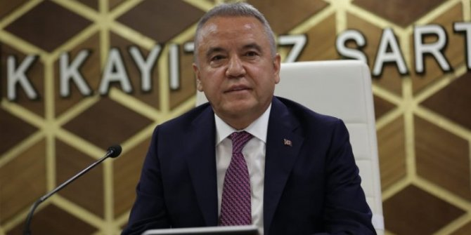 Antalya'da Altın Portakal geri dönüyor