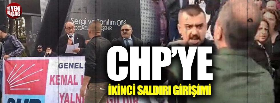 CHP'ye ikinci saldırı!