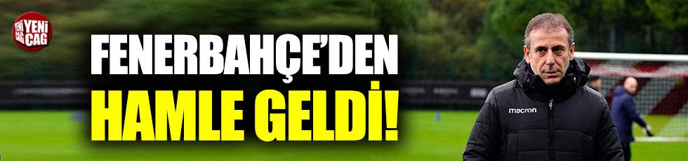 Fenerbahçe'den Abdullah Avcı hamlesi