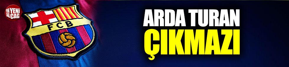 Barcelona'da Arda Turan çıkmazı