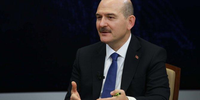 CHP'den İçişleri Bakanı Soylu'ya suç duyurusu