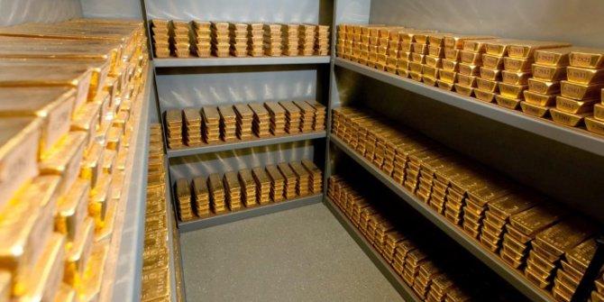 Altın rezervlerinde alarm