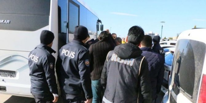 Polis Koleji sınavı operasyonu! 41 gözaltı