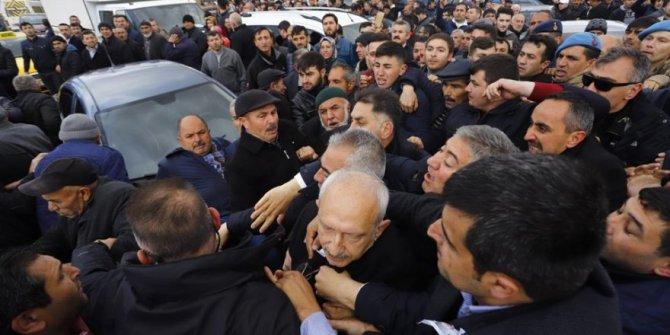 Kılıçdaroğlu'na saldırıdaki Ankara Büyükşehir Belediyesi çalışanları