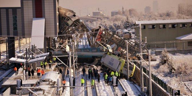Ankara'daki hızlı tren faciasında TCDD'nin kaza raporu tamamlandı