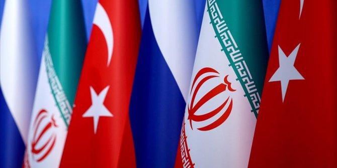 Türkiye, Rusya ve İran'dan ABD'ye tepki