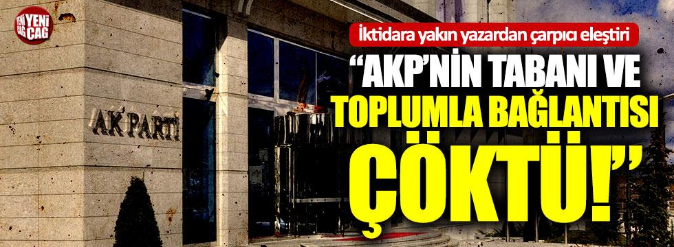 """Dilipak: """"AKP'nin tabanı ve toplumla bağlantısı çöktü"""""""