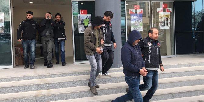 Bursa'da uyuşturucu çetesine şafak operasyonu