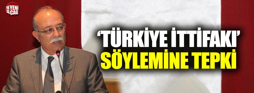 İsmail Koncuk'tan 'Türkiye İttifakı' söylemine tepki