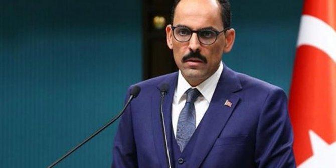 Ankara ve İstanbul'a kayyum iddiasına cevap