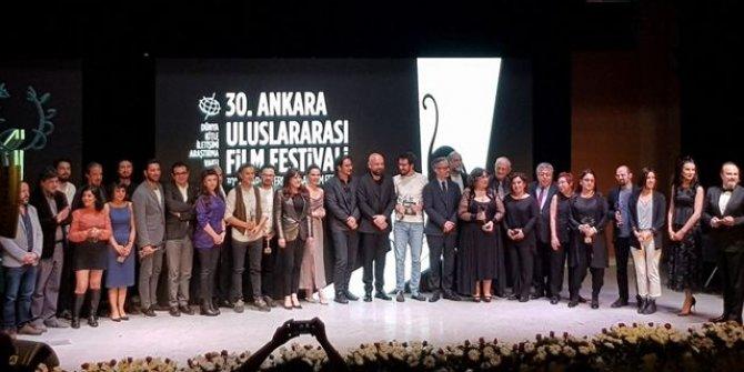 Ankara Uluslararası Film Festivali ödülleri sahiplerini buldu