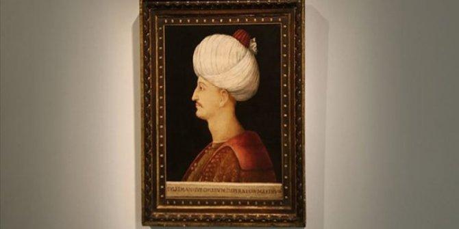 Bu portreye 250 bin ila 350 bin sterlin değer biçiliyor