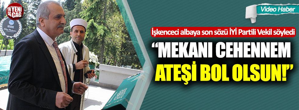 İYİ Partili Vekilden işkenceci albaya tepki!