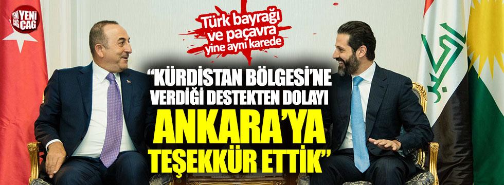 Talabani'den Ankara'ya teşekkür!