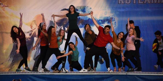 Bodrum'da Dünya Dans Günü kutlandı