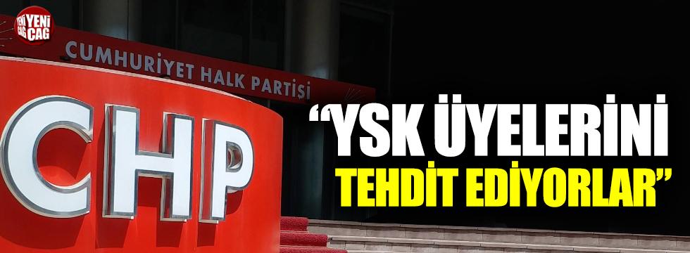 CHP'li Seyit Torun'dan İstanbul açıklaması