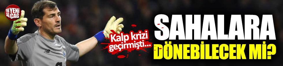 Kalp krizi geçiren Casillas dönebilecek mi?