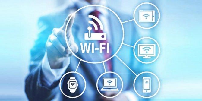 Wi-fi'de yeni dönem!